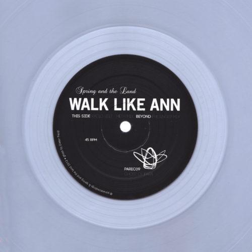 PAREC09 SATL Walk like Ann